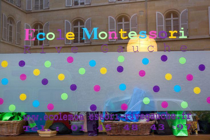 L'école bilingue Montessori à Paris, la nouvelle maternelle des enfants du CAC40 #fslchat #fle #APFrench