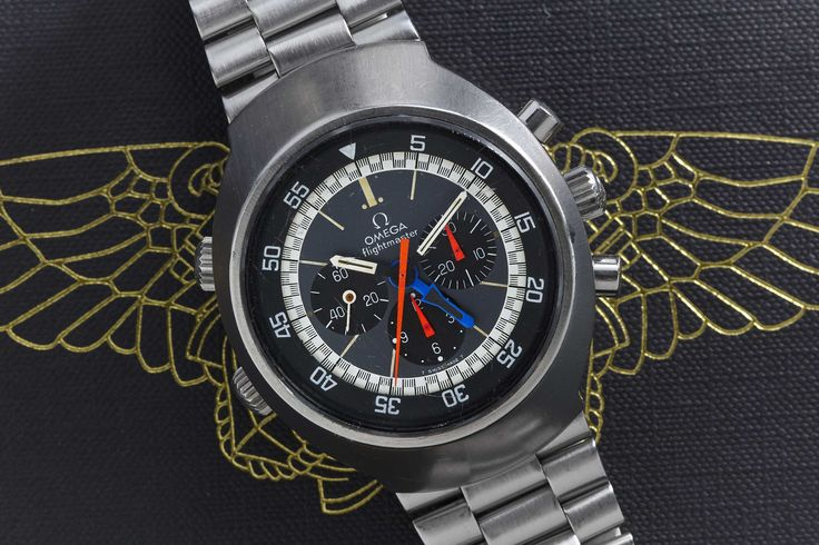 analog/shift – omega flightmaster
