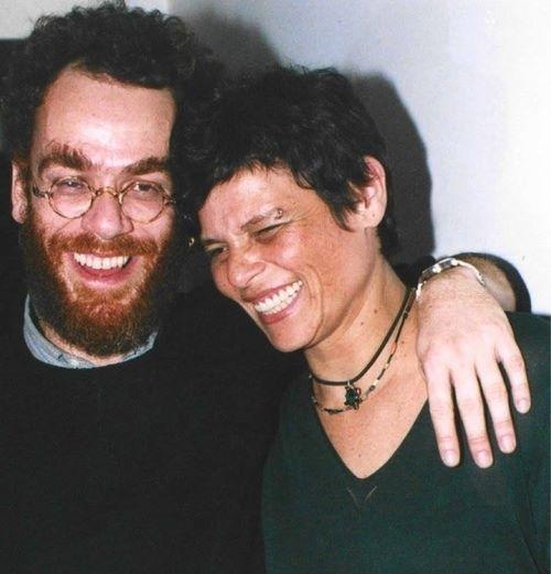 Cássia Eller e Nando Reis, lindos <3