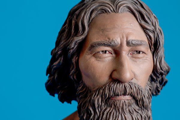 The Kennewick Man Finally Freed to Share His Secrets | History | Smithsonian  He is from Polynesian and Chinese or Japanese descent.