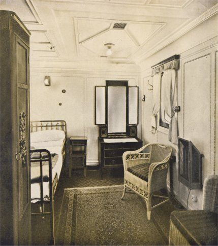 rms olympic interior reception room olympic
