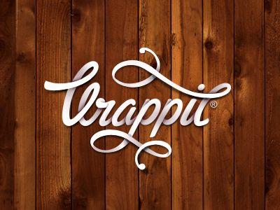 Wrappit logotype | Designer: Saturized