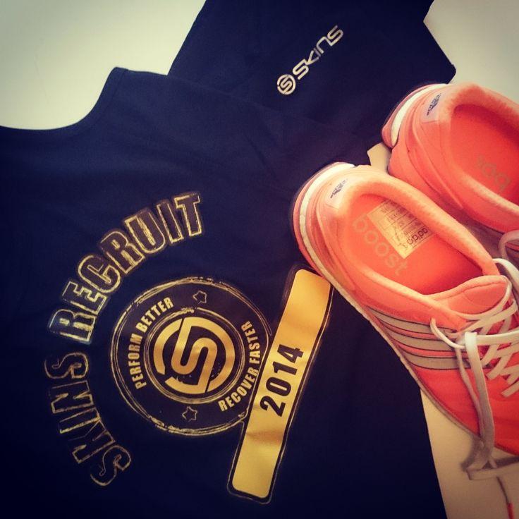 SKINS RECRUITS training kit!
