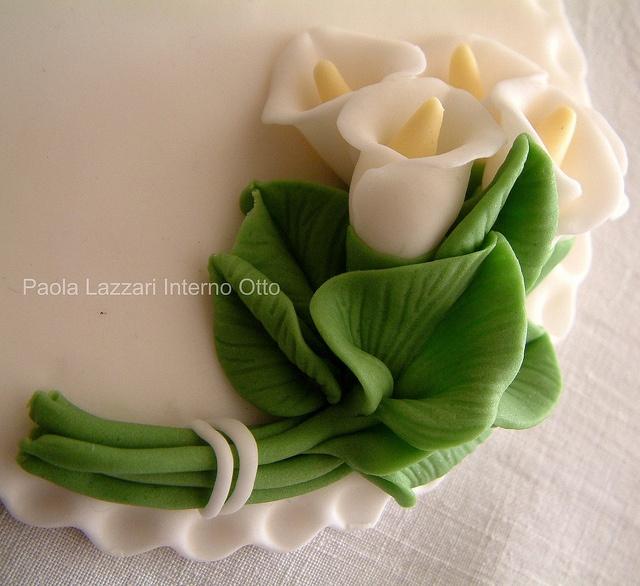 nice Callas arrangement