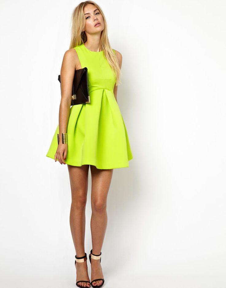 Lemon dress - BuyWithAgents