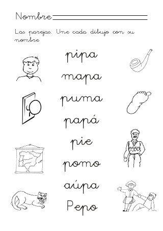 Proyecto HABLA-M: Consonante P