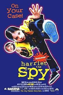 Harriet the Spy- I loved this when I was a kid