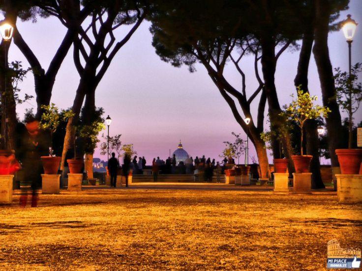 Ecco una classifica con i 7 luoghi più romantici di Roma... Scopri quali sono...