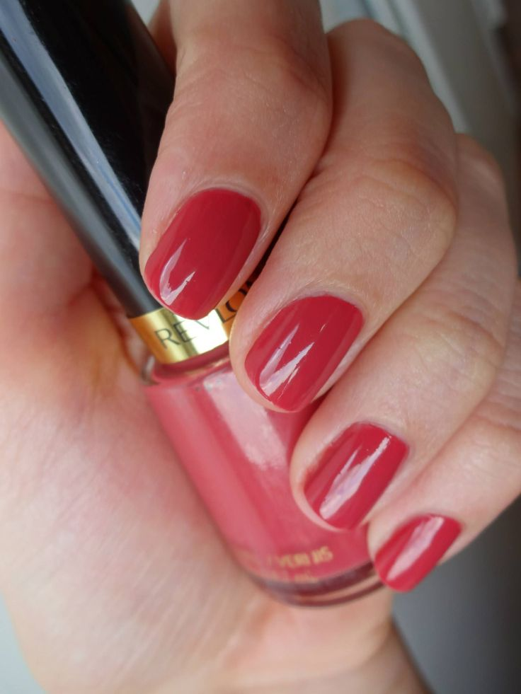 Revlon Teak Rose. Classic deep, muted warm rose shade, perfect for fall.