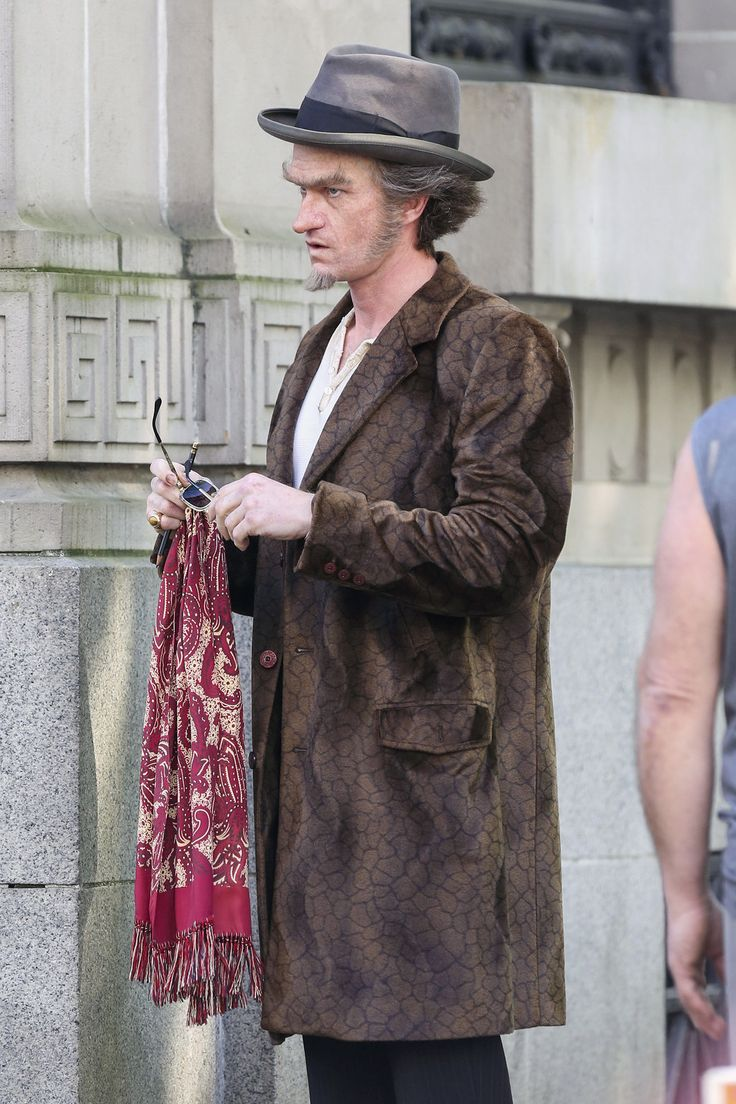 Neil Patrick Harris Looks Incredibly Creepy As Count Olaf