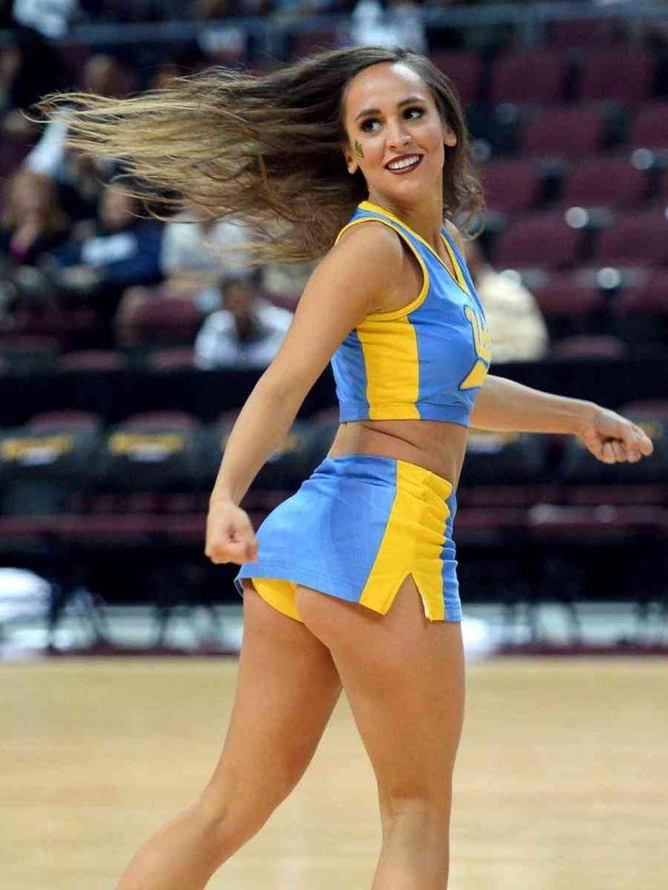 Ucla Cheerleader Uniform