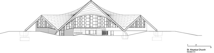 Gallery of The Church of St. Aloysius / Erdy McHenry Architecture - 31