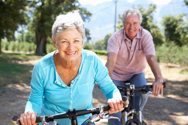 Conoce los beneficios de los ejercicios en la tercera edad - http://bit.ly/1NEzKGU