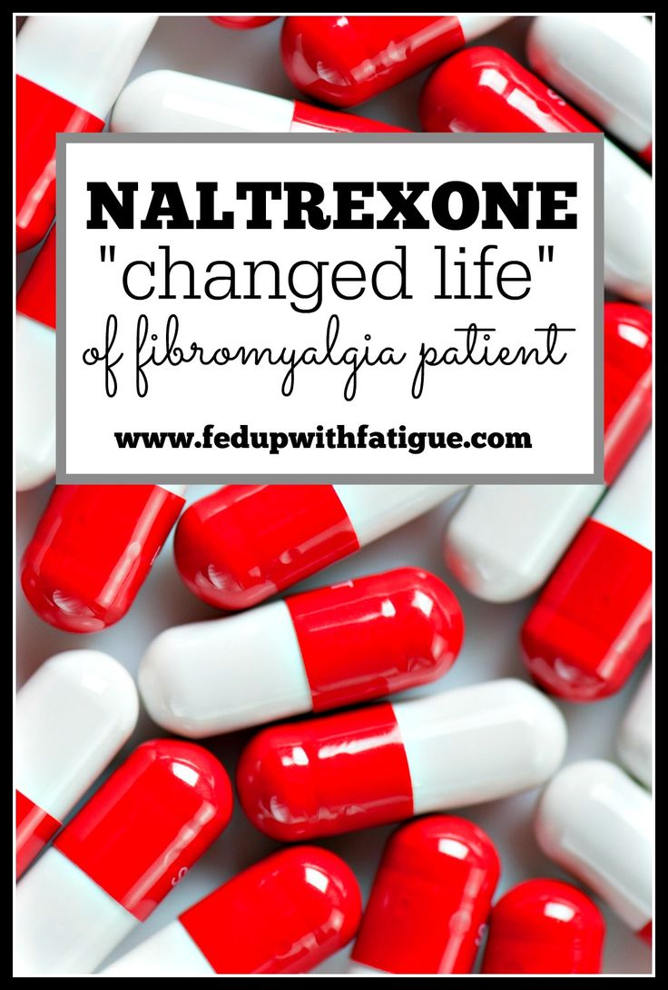 Low dose naltrexone is an emerging treatment for fibromyalgia. In early research studies, about 65 percent of patients experienced a significant reduction of symptoms. Learn more about this exciting treatment here. http://fedupwithfatigue.com/traditional-medicine/low-dose-naltrexone-for-fibromyalgia/