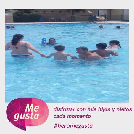 ¡Esto es lo que de verdad me gusta! Vota mi foto y ayúdame a ganar fantásticos premios con #heromegusta
