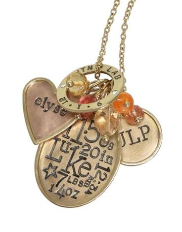 Heather B. Moore Charm Necklace