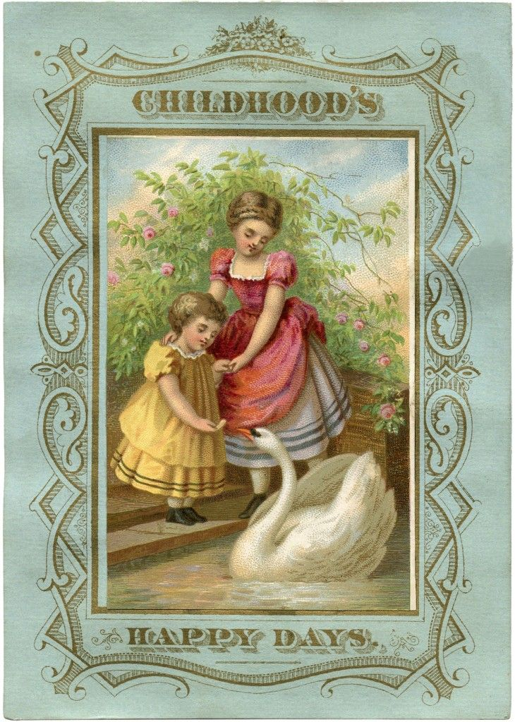 """Nostalgic Happy Days Image! 