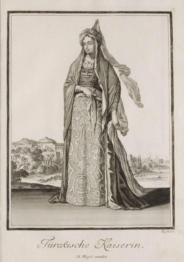 osmanlı giyim tarzı, örnek resimler & Ottoman style clothing, sample pictures & Ottoman Women