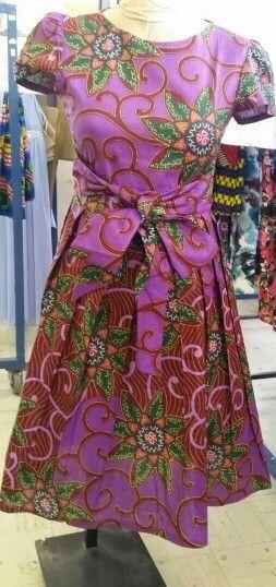 Tie Dress #32_Flavors