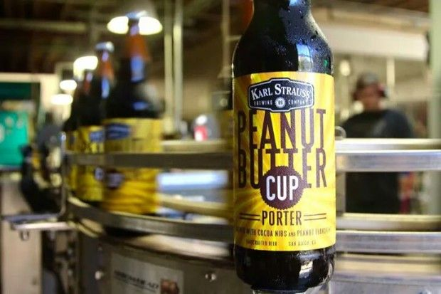 Why You Should Be Drinking Peanut Butter Beer #beer #beereducation #peanutbutter
