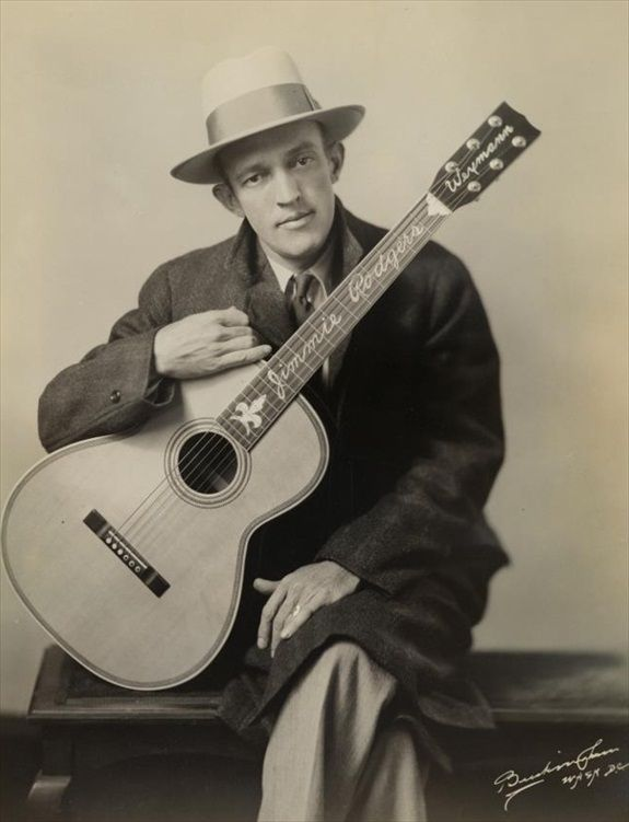 Jimmie Rodgers: Pickers #15