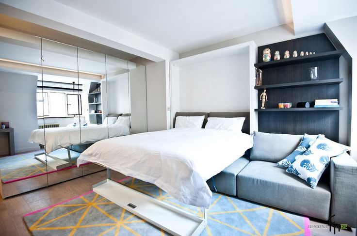 Современная шкаф-кровать