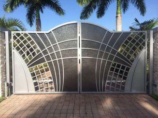 Amazing Modern Home Gates Ideas 1
