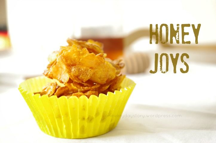 Simple Recipes for Young Children - Honey Joys {An Everyday Story}