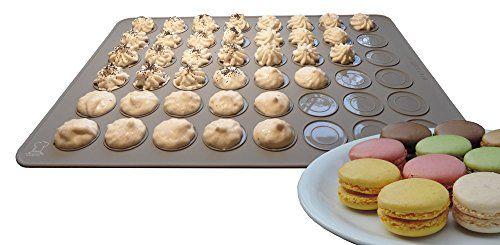 BackeFix Macarons Backmatte - die beliebteste Form f r Anf nger - k chenschrank mit sp le