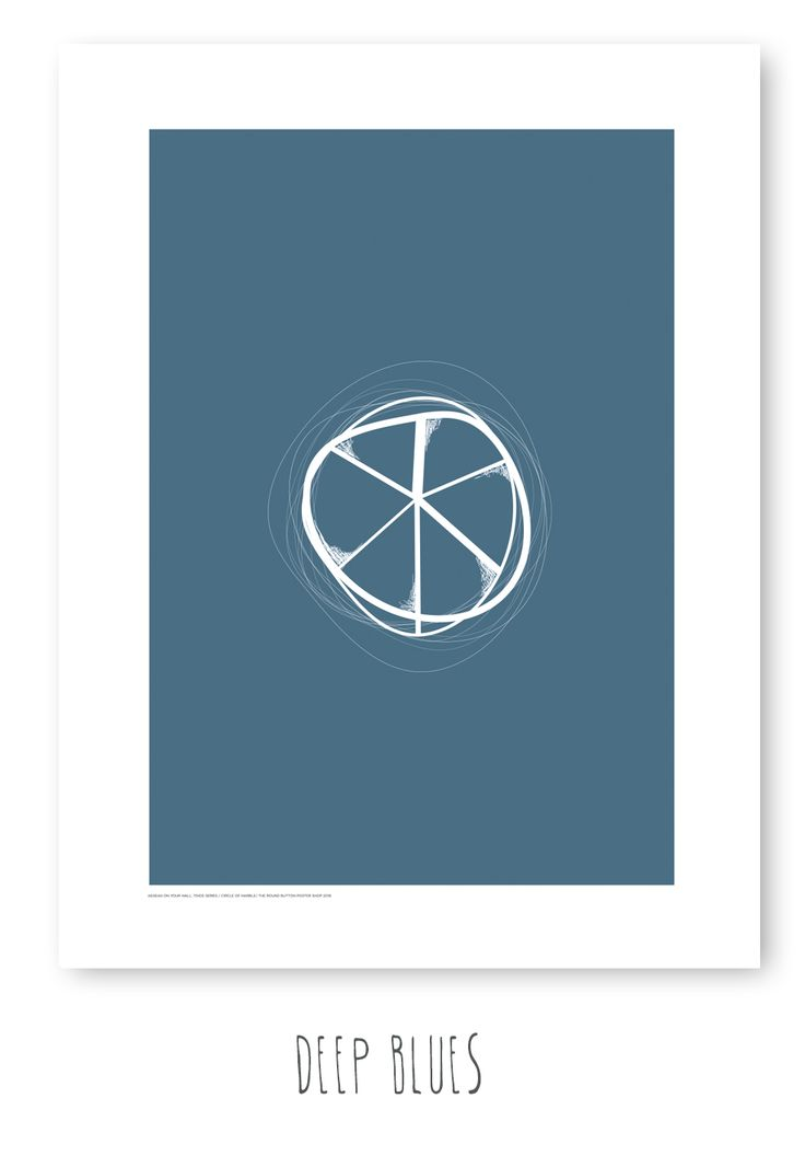Minimalist poster, inspired by the aegean, traditional shapes, original design, blue poster, wall art, affiche minimaliste, office wall decoration, beach house decoration, tinos island, greece, quality prints, canvas print, giclee fine art print, wall decor, custom made poster, 30x40cm, 50x70cm