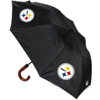 Pittsburgh Steelers Game Day Umbrella - Black #Fantics