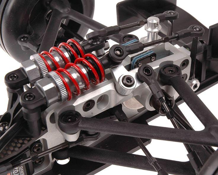Serpent F180 - Pushrod activated Suspension