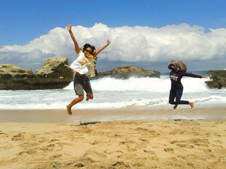 Klayar Beach -  Pacitan East Java - Indonesia