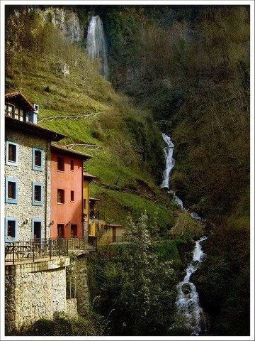 from A Room With A View - Asturias Spain
