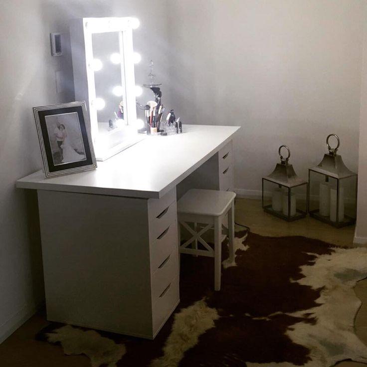 ber ideen zu schminktisch ikea auf pinterest ikea schminktisch malm schminktisch und. Black Bedroom Furniture Sets. Home Design Ideas