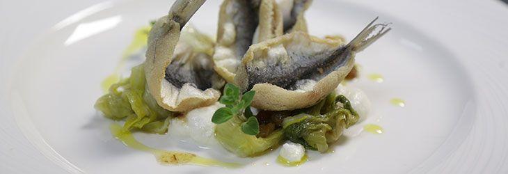 Un piatto di pesce facile e veloce dalla ricetta di un grande chef.