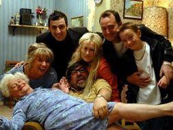 TV favourite The Royle Family