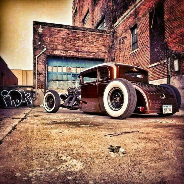 Rat Rod See cool car inspired items #car #photos and #videos on the site bloompepper.com