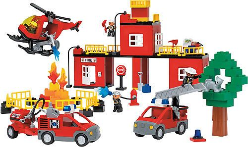 Lego Duplo 6168 Fire Station 0 | Best Toddler Toys