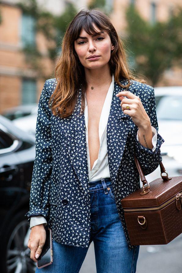 Avenue fashion à la Style Week printemps-été 2019 de New York