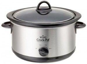 3 bean crock pot dinner