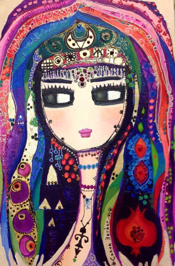 Canan Berber Art Online - 041