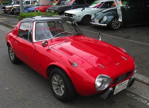 1965 Toyota Sports 800′s