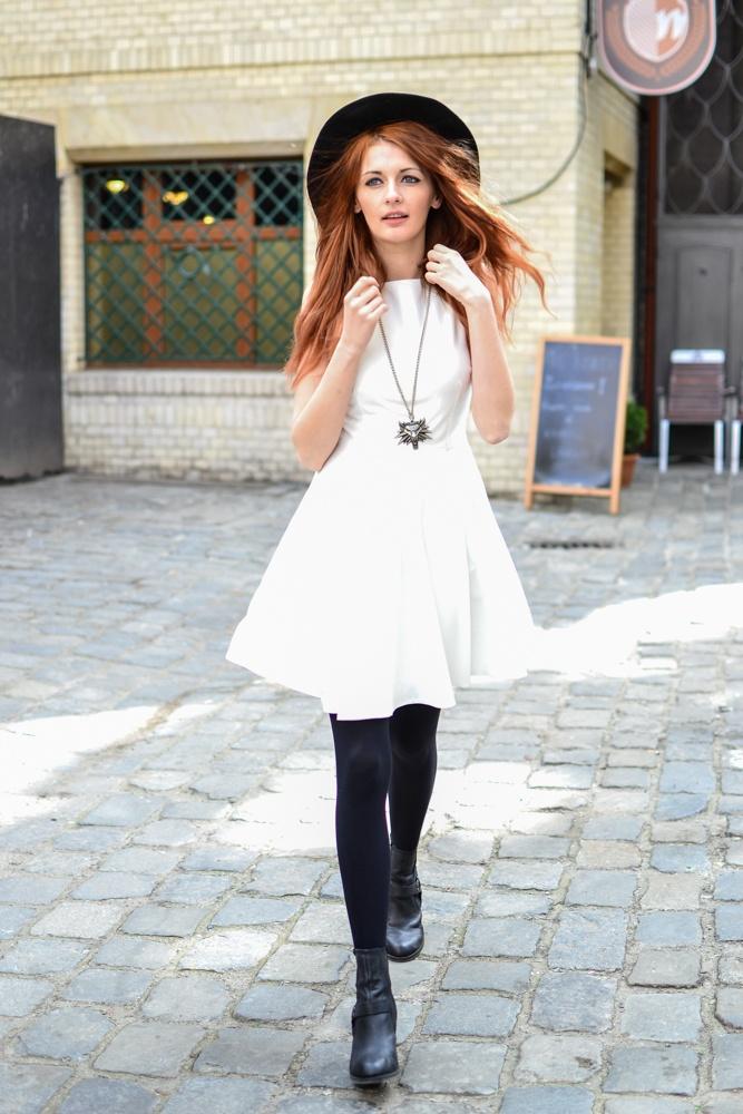 www.venilakostis.com and NIFE's dress->http://www.sklep.nife.pl/p,nife-odziez-stylowa-sukienka-audrey-krem,25,499.html