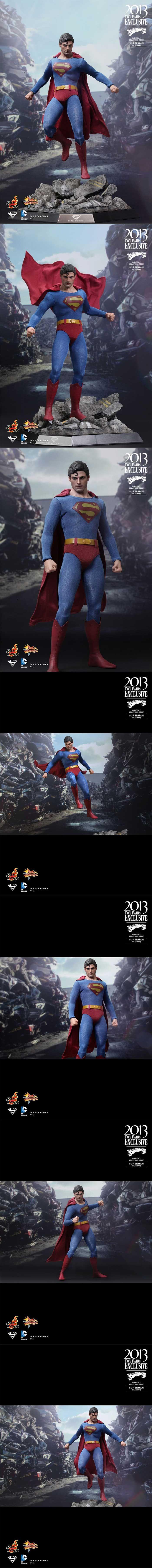 [2013 Toy Fair Exclusive - Superman (Evil version)]