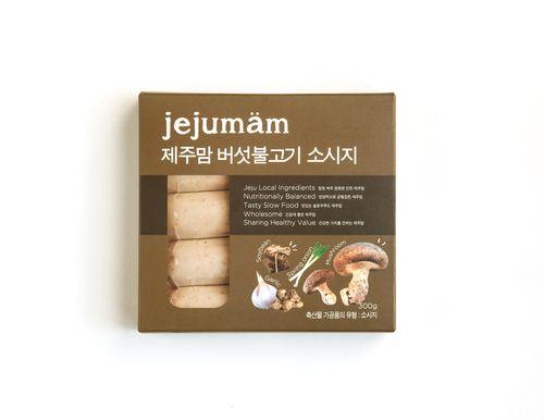 Jejumam - Authentic Sausage Brand via @The Dieline