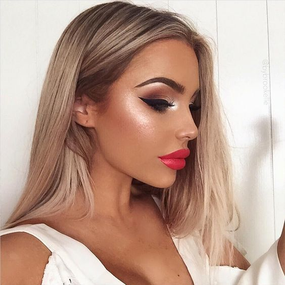 35 best Gloss lips images on Pinterest Faces, Hair dos and Make - möbel rehmann küchen