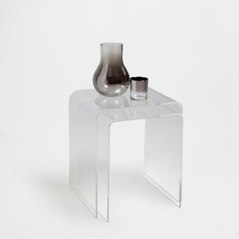 Methacrylate Table (Pack of 2) - Occasional Furniture | Zara Home United Kingdom