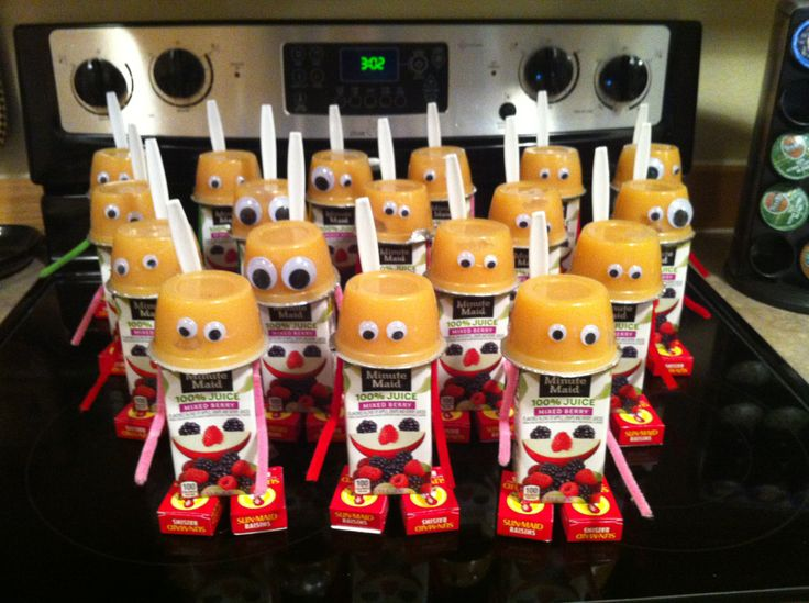 Robot Preschool Snack Army Nailed It Pinterest The