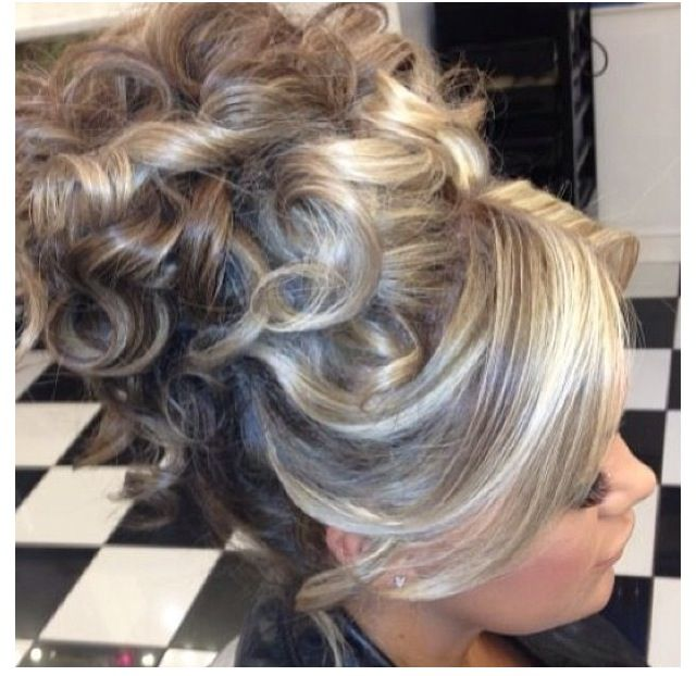 Big Wedding Hair: 834 Best A Bride's Bridal Hair Images On Pinterest
